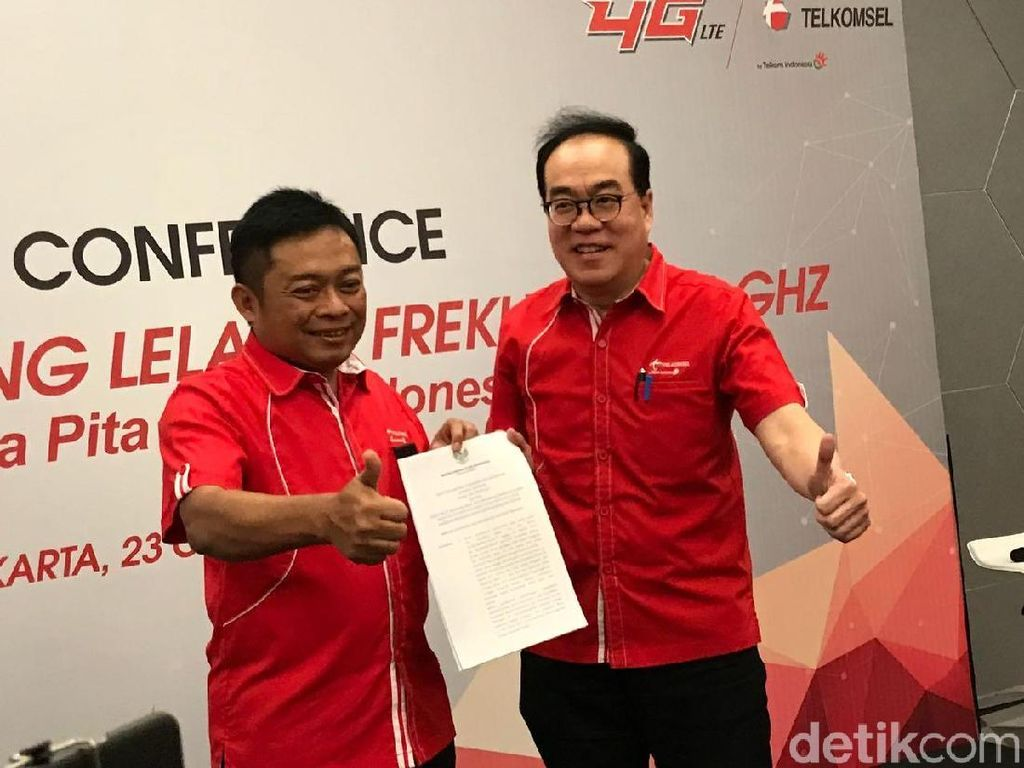 Menang Frekuensi 2,3 GHz, Telkomsel Janji Streaming Video Lebih Ngebut