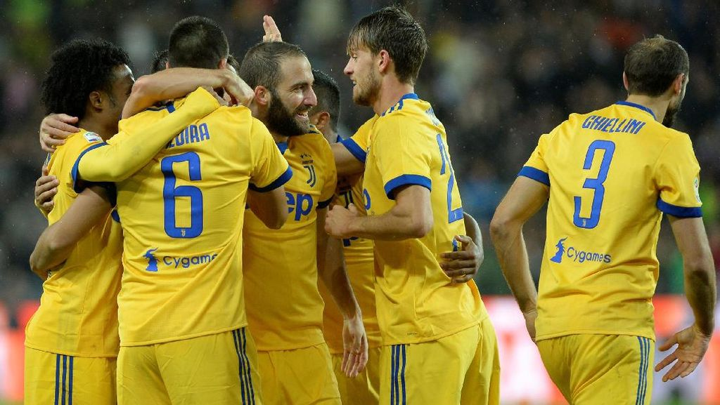 Juve Buat 10 Gol di Dua Laga Terakhir, Mampukah Milan Meredam?