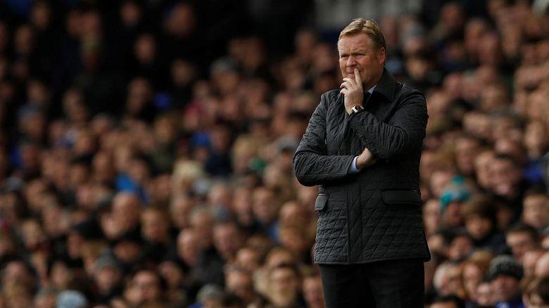 Ronald Koeman Resmi Di Pecat Everton