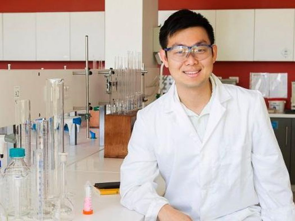 Alexander Soeriyadi Ilmuwan Finalis Eureka Prize di Australia