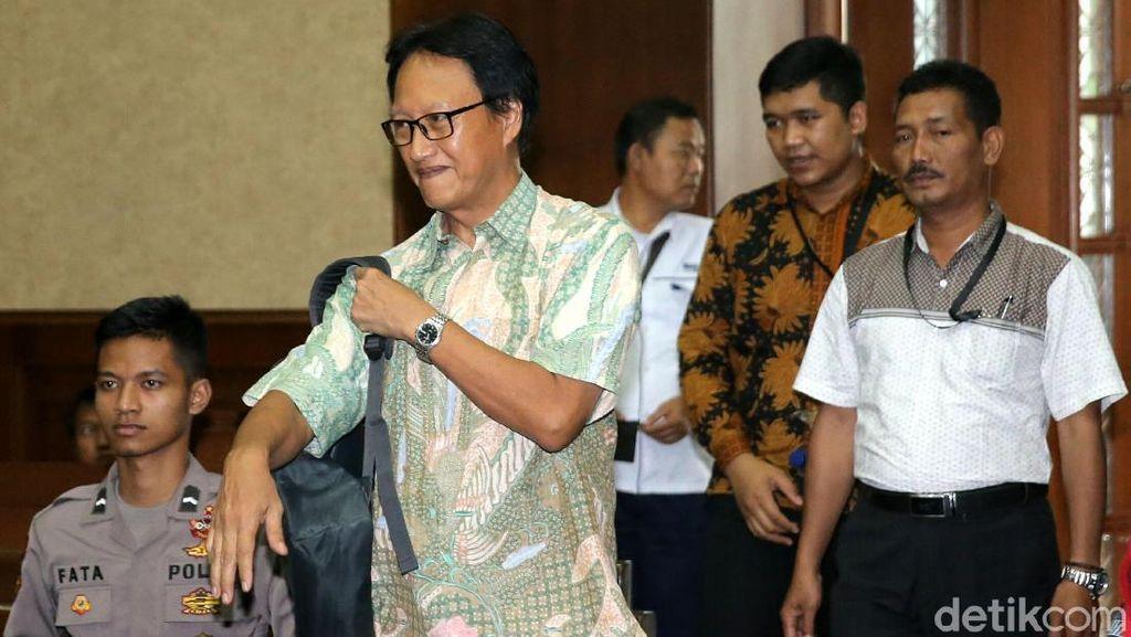 Eks Dirut PNRI Bersaksi di Sidang e-KTP