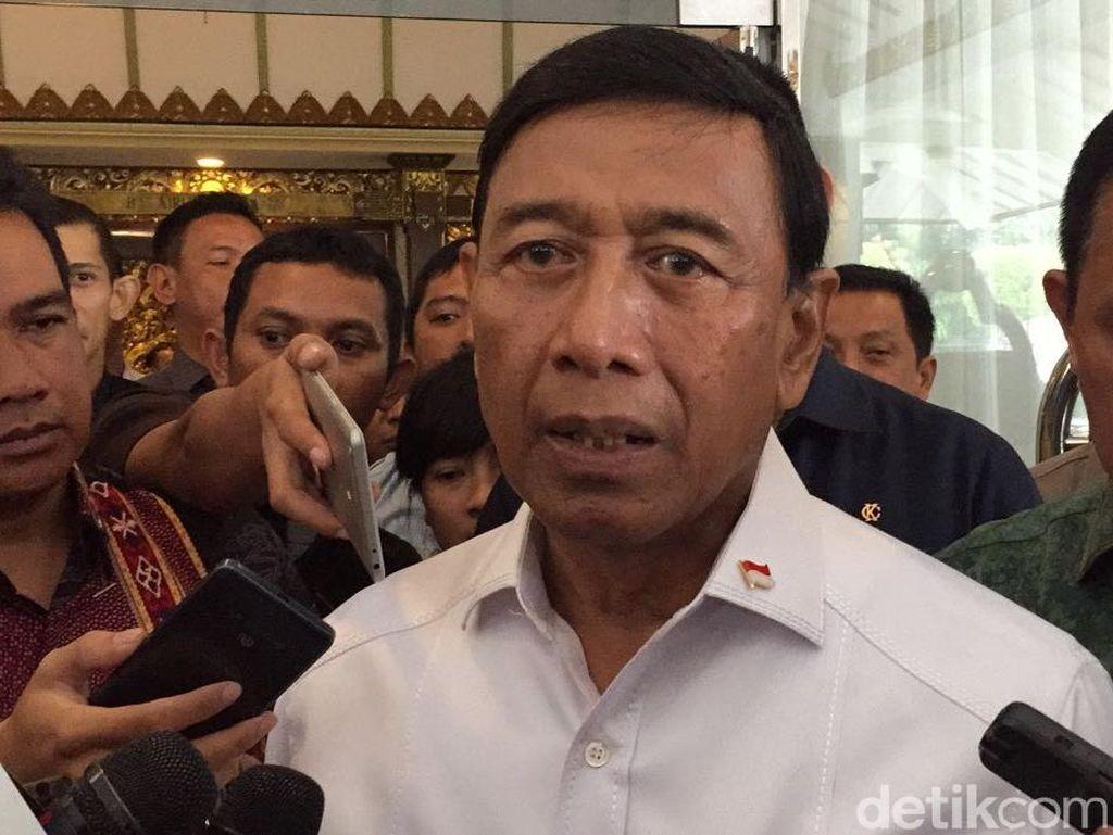 Wiranto: Presiden Harap Pemilu 2018-2019 Tak Ganggu Stabilitas