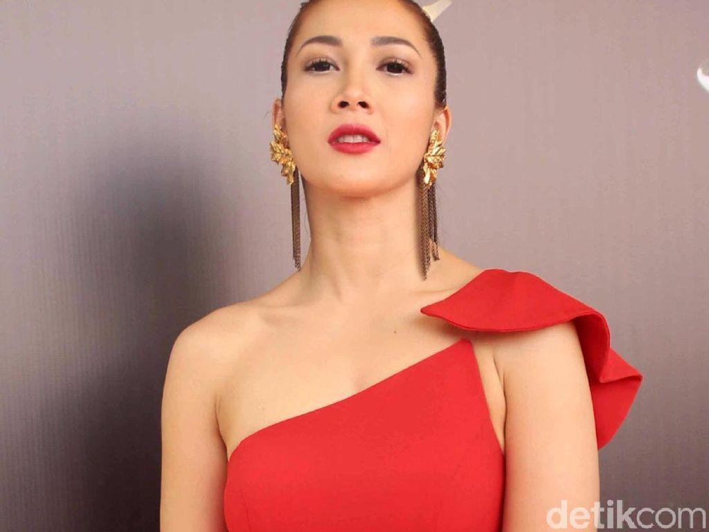 Positif Corona, Andrea Dian Sarankan Waspada Meski Tak Bergejala