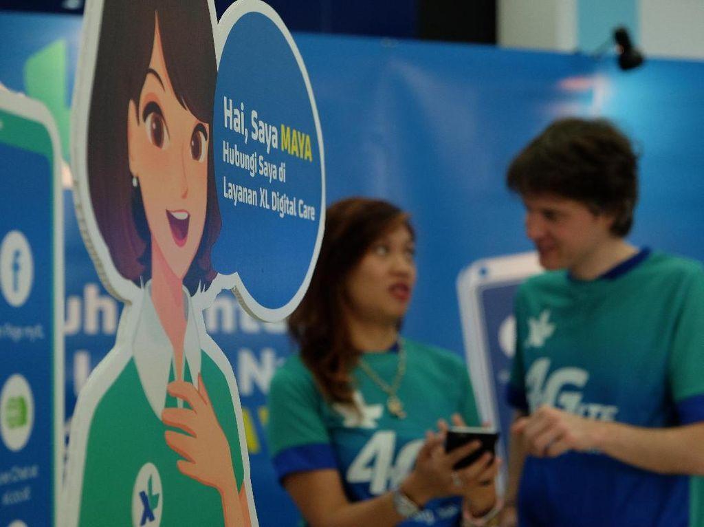 Kenalkan Maya, Asisten Virtual dari XL