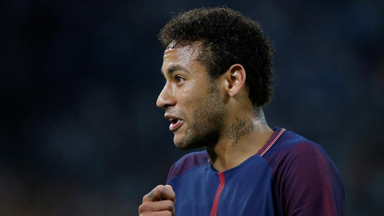 100 Hari Neymar di PSG