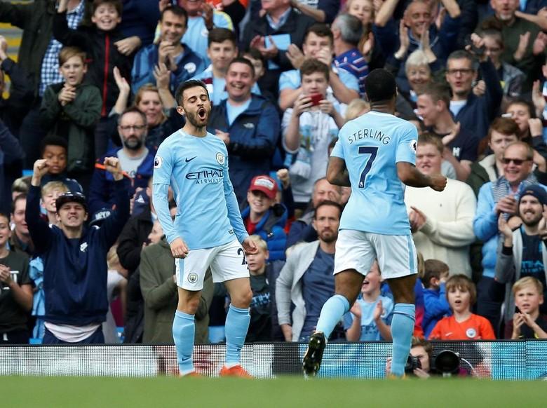 City Takkan Ubah Gaya Main di Old Trafford
