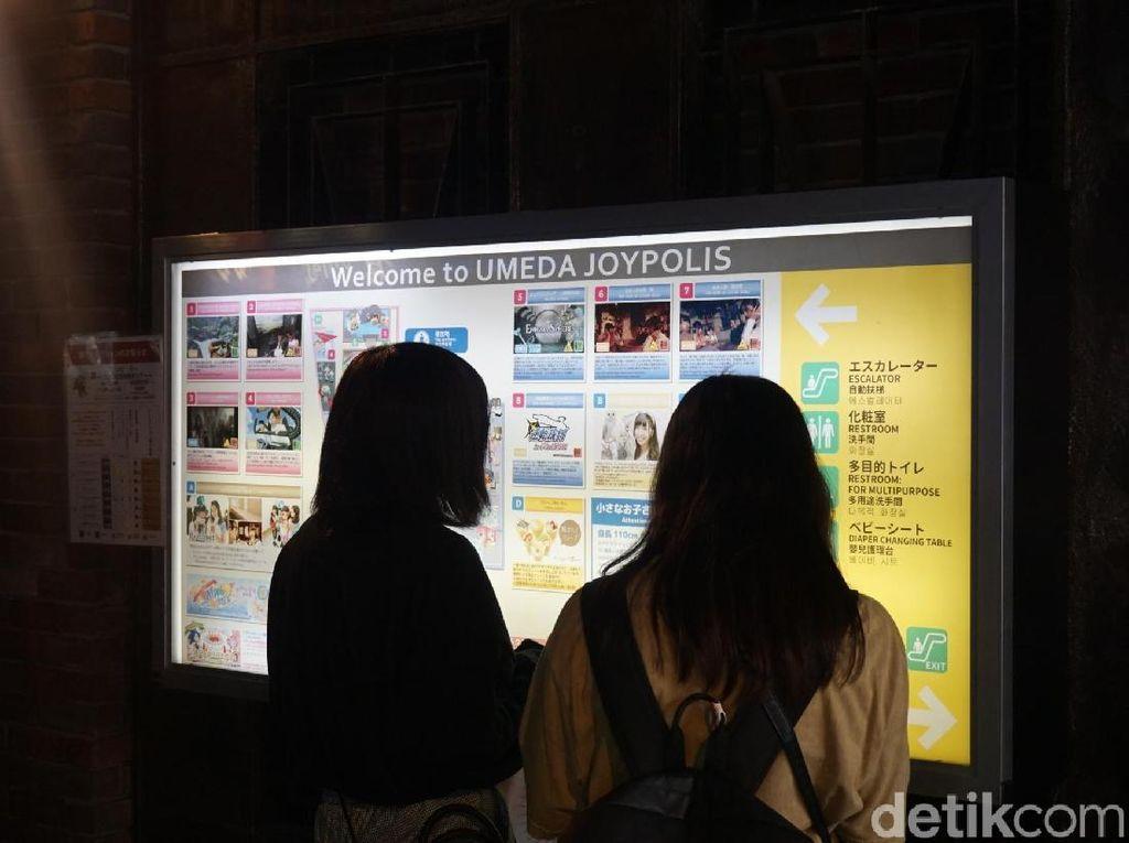 Main SEGA di Jepang Tak Pernah Sepuas Ini