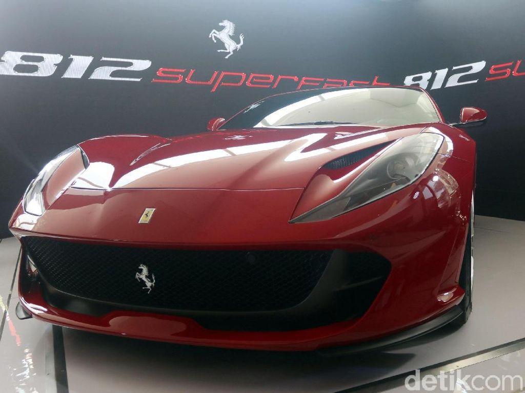 Mesin Terbaik 2018 Ada di Ferrari Ini