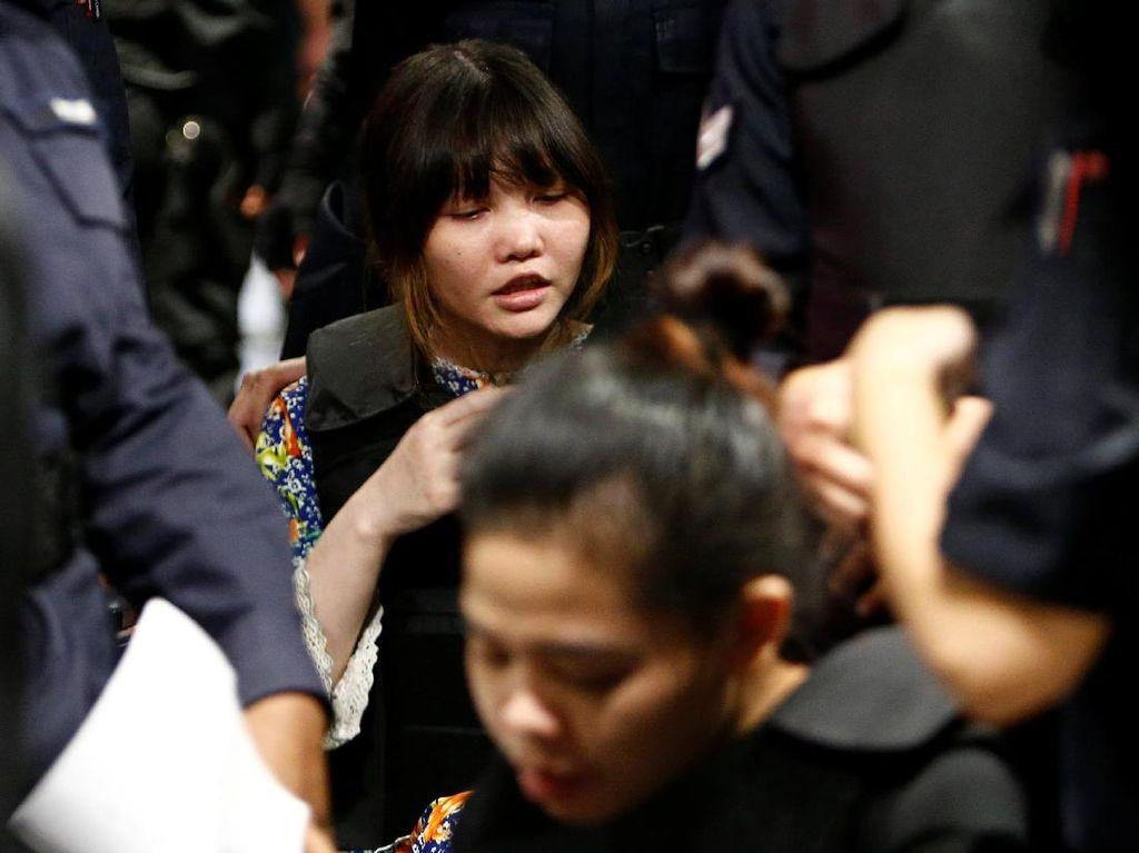 Siti Aisyah Bebas, Doan Trauma dan Kecewa Atas Putusan Tak Adil