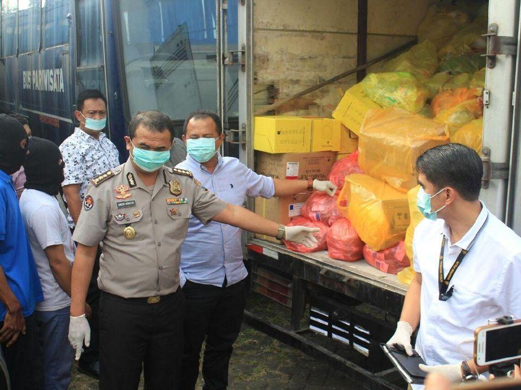 Polisi Terus Kembangkan Kasus Pengelolaan Limbah Medis Tanpa Izin