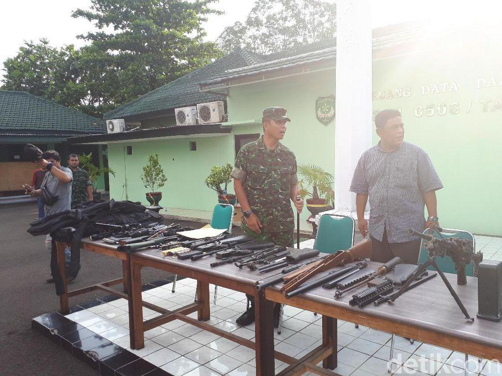 Penemuan Airsoft Gun di Tangerang Tak Terkait Terorisme
