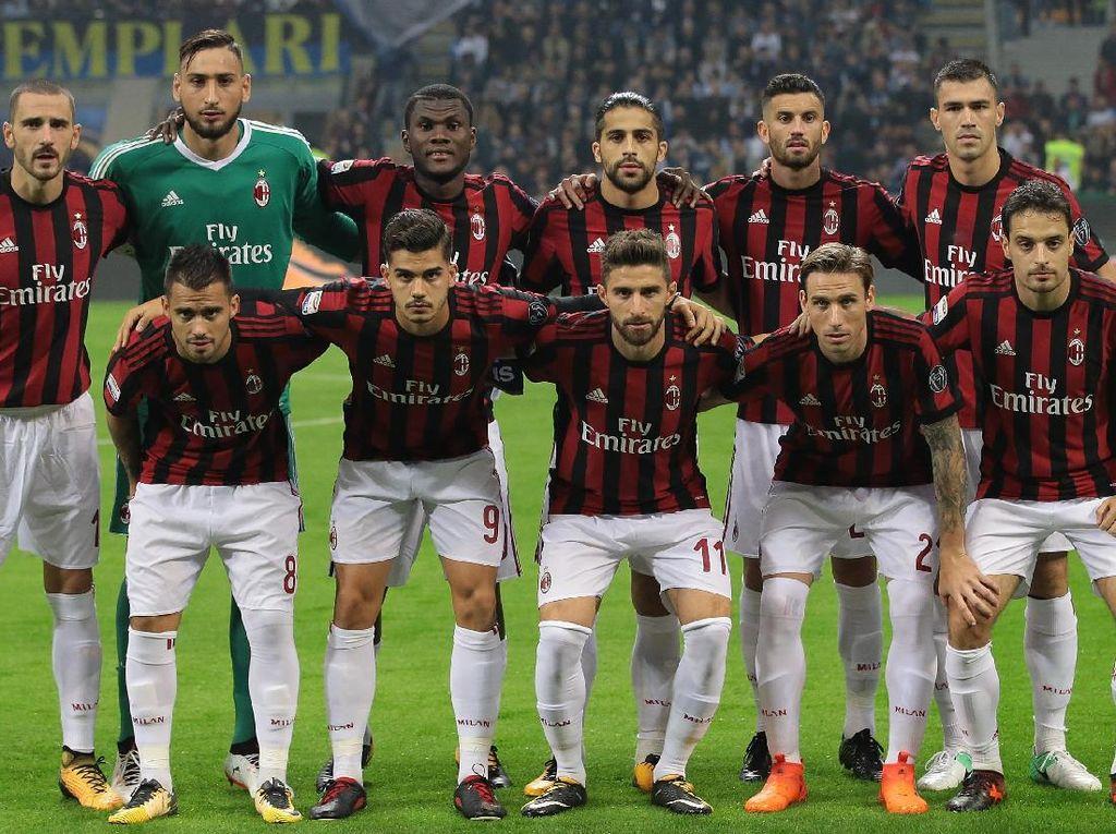 Milan Akui Terlalu Banyak Beli Pemain