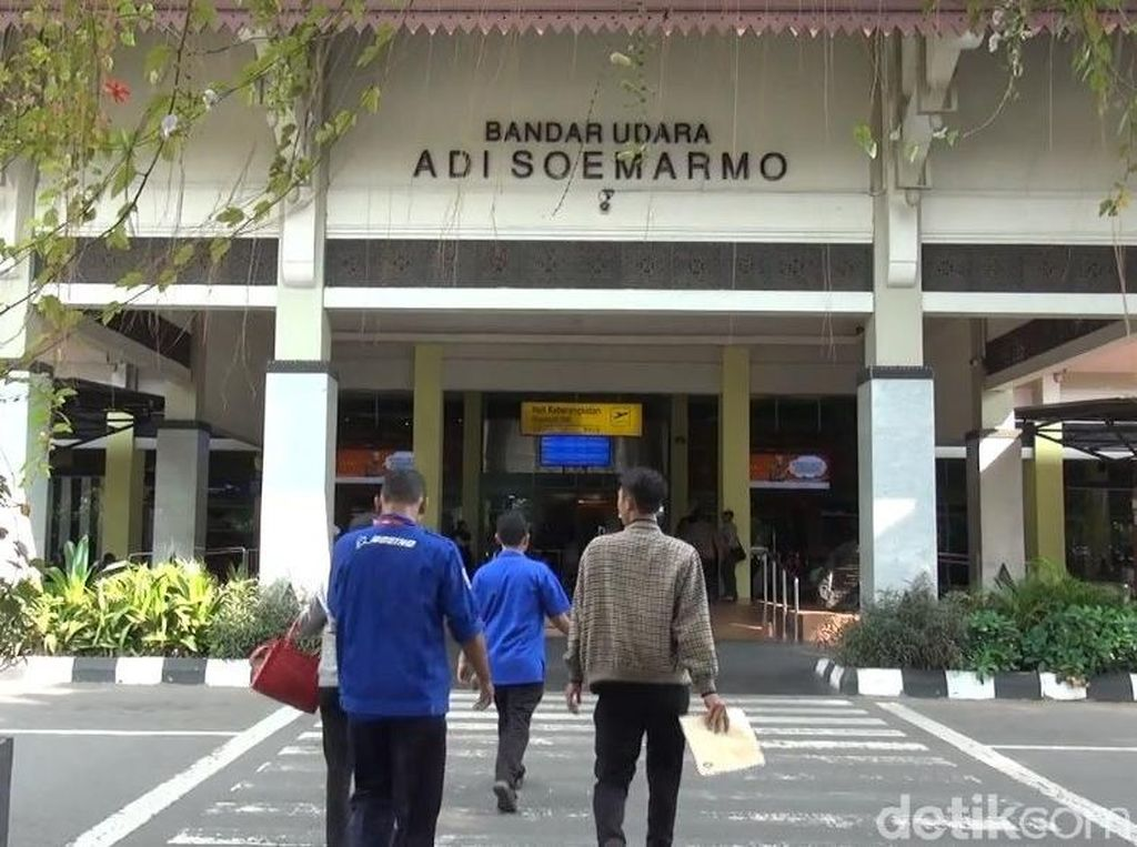 Bandara Adi Soemarmo Mulai Bersiap Sambut Tamu Pernikahan Kahiyang