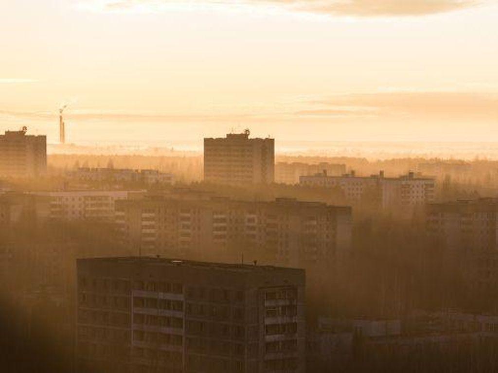 Destinasi Mengerikan Tapi Cantik Peninggalan Soviet
