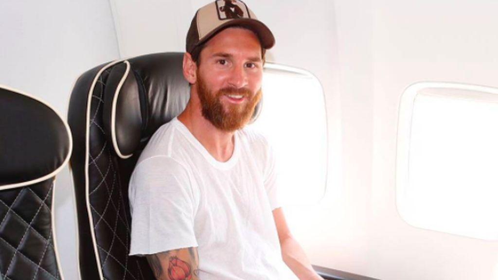 Di Instagram, Messi Bak Bumi dan Langit Dibanding Ronaldo