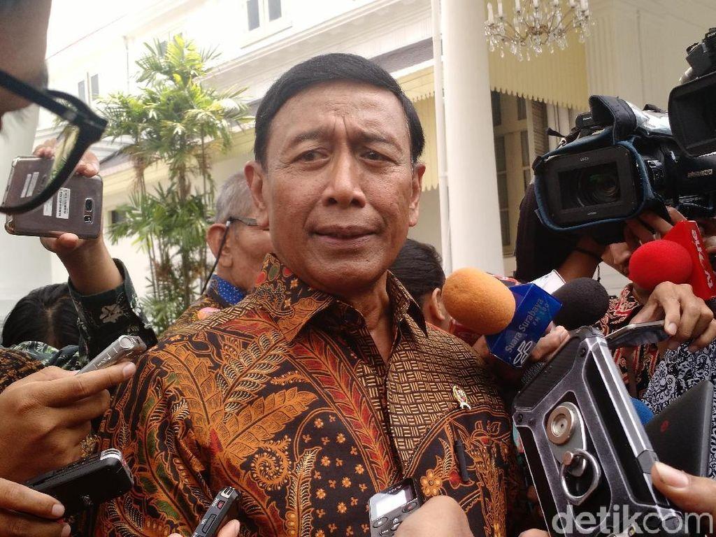 Wiranto Ungkap Alasan di Balik Penundaan Densus Tipikor
