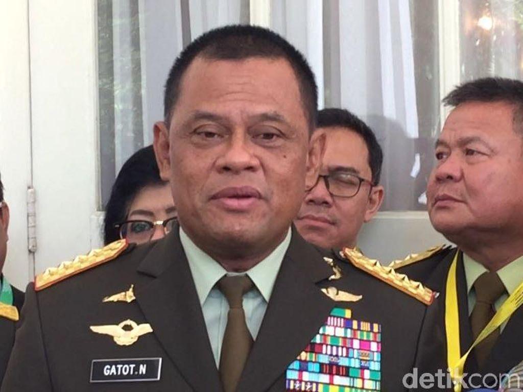 Jenderal Gatot: Pahlawan Berjuang Tak Tanya Sukumu Apa