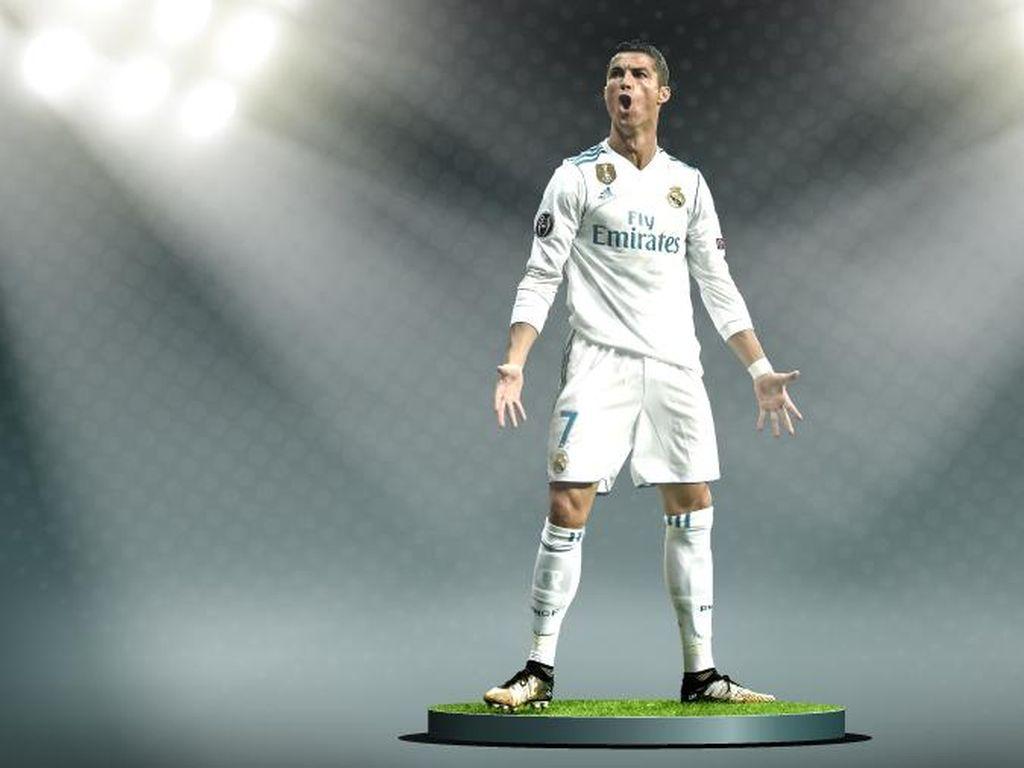 Dunia di Bawah Kaki Ronaldo