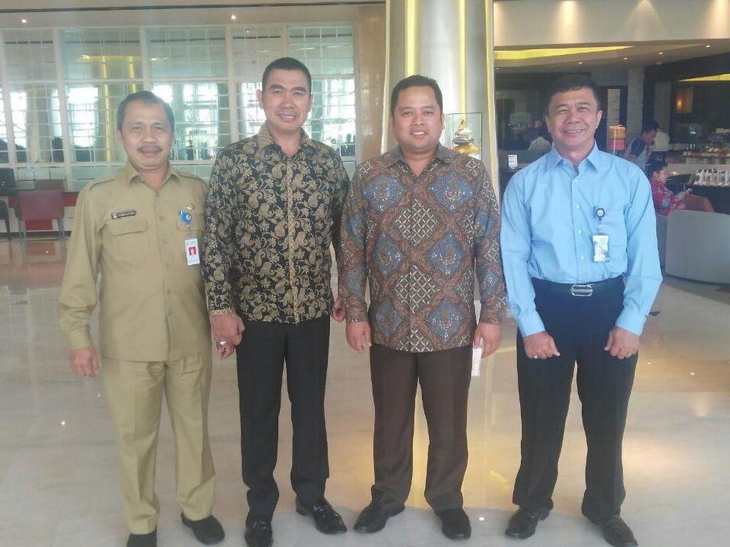 Tangerang Adopsi Sistem Kelola Air Bersih di Malang