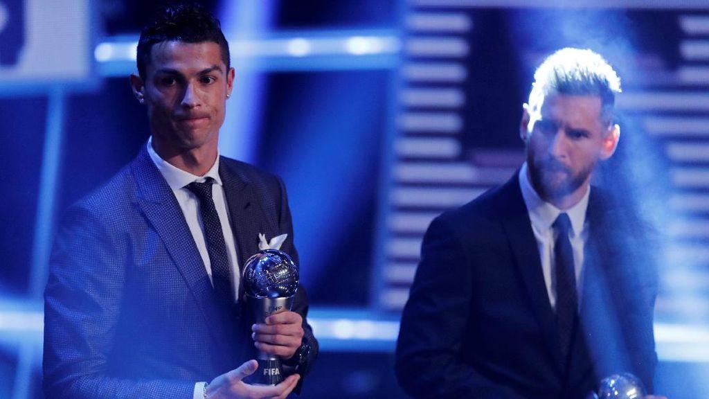 Siapa Pemain Terbaik Dunia Pilihan Ronaldo dan Messi?