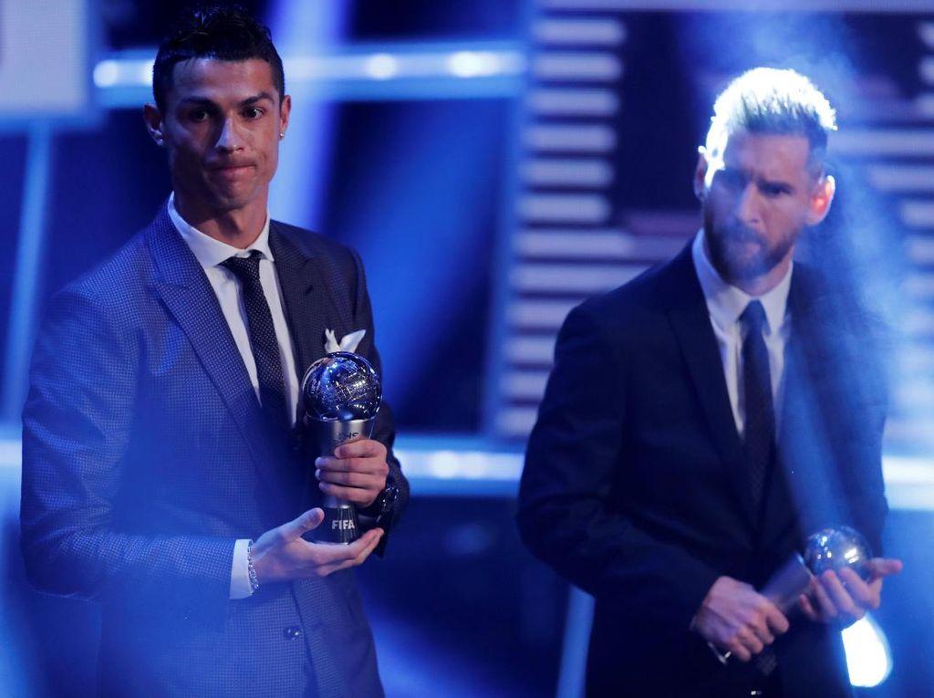 Viral! Ketika Ronaldo dan Messi Duet Lagu ST12