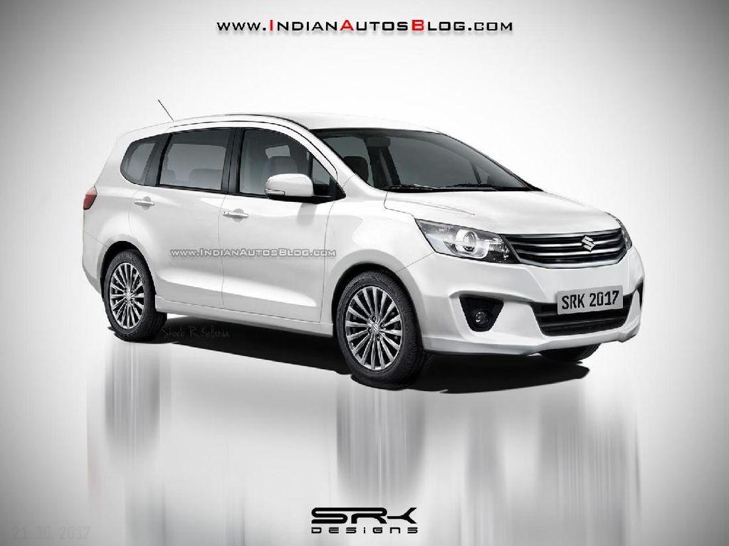 Suzuki Bakal Luncurkan Banyak Mobil Baru Tahun Ini