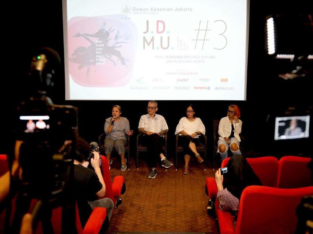 Jakarta Dance Meet Up #3 Hadirkan Enam Komunitas Tari
