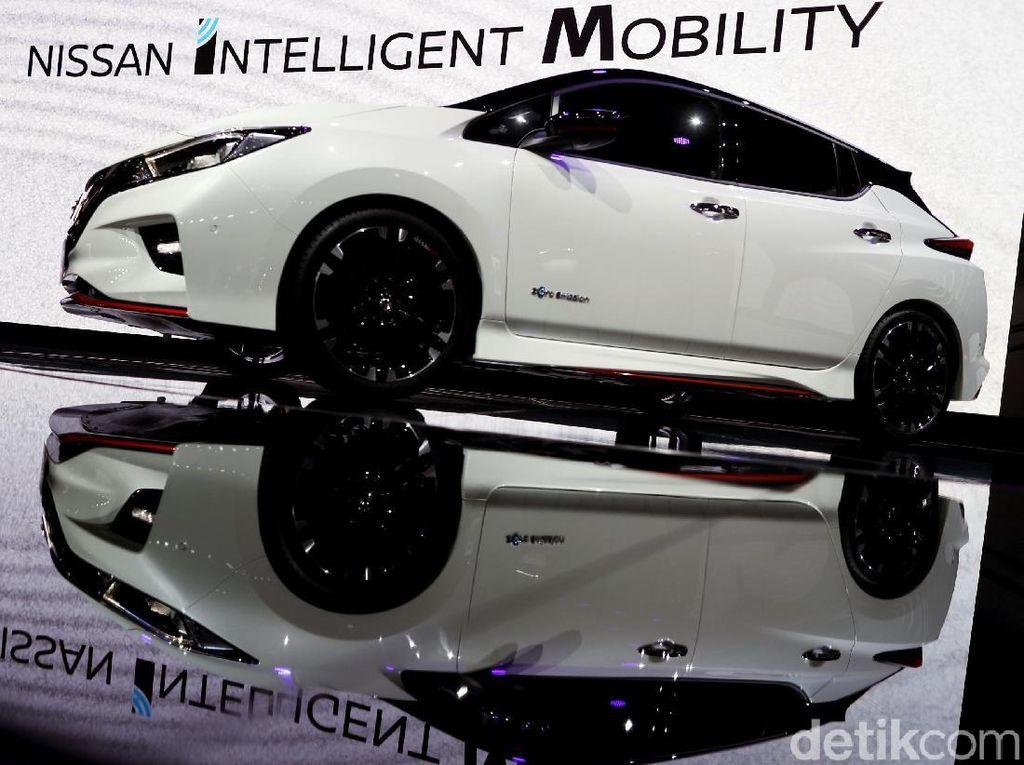 Mobil Listrik Jadi Mobil Bekas Terlaris di Eropa