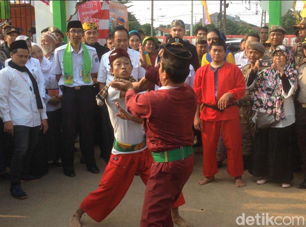 Meriahnya Pergelaran Kebudayaan Betawi di Jatinegara
