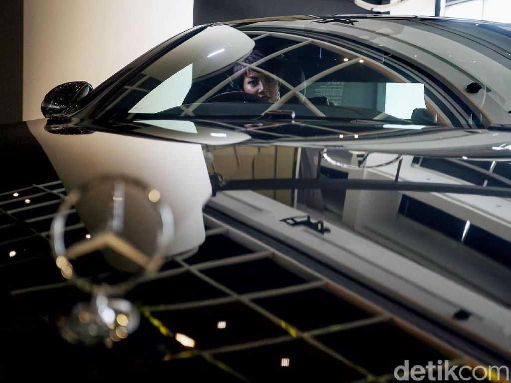 30 Unit Mobil Mejeng di Mercedez-Benz Star Expo 2017