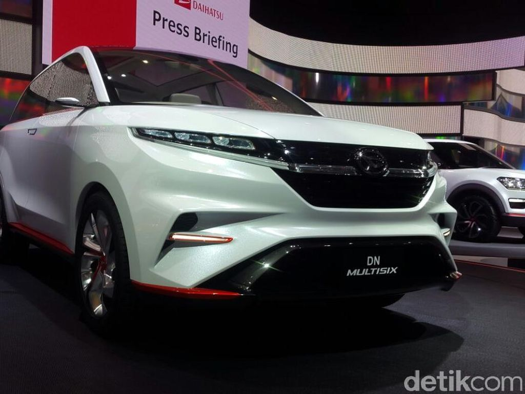 Daihatsu: DN Multisix dan Trec Cocok Buat Indonesia