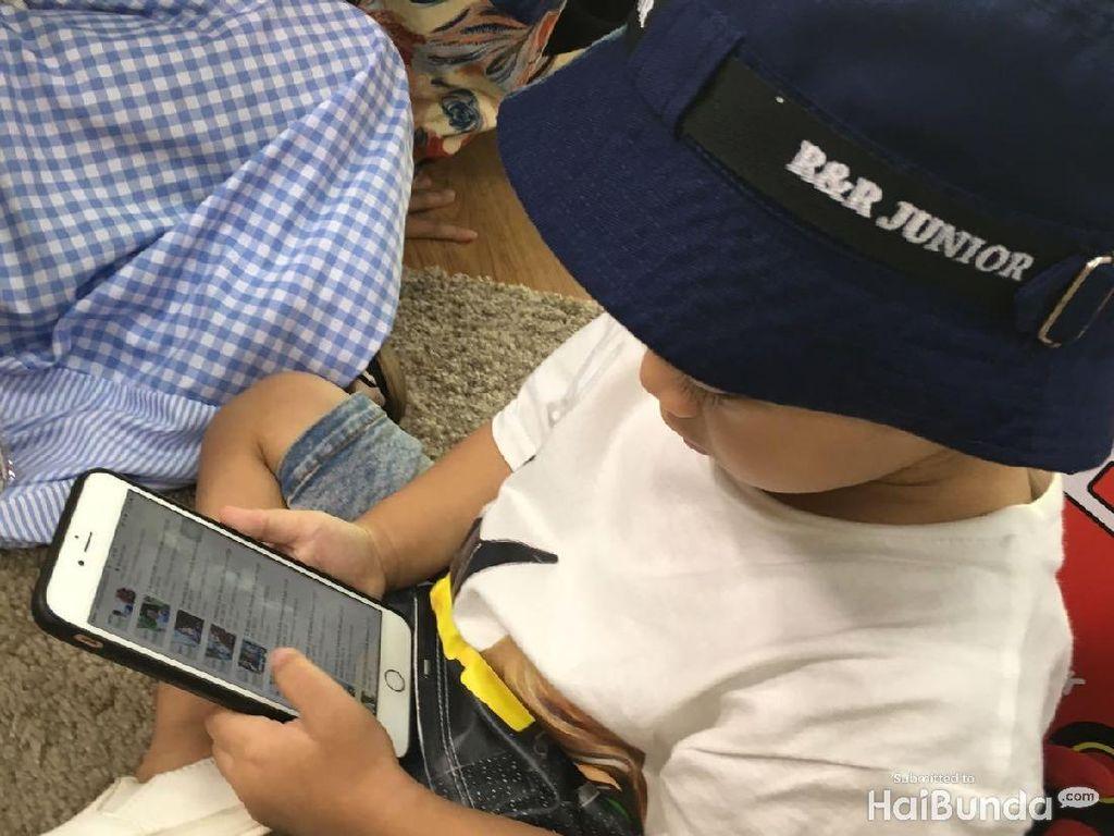 Tanda-tanda Anak Kecanduan Gadget