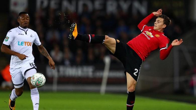 Pujian Lindelof Untuk Mourinho