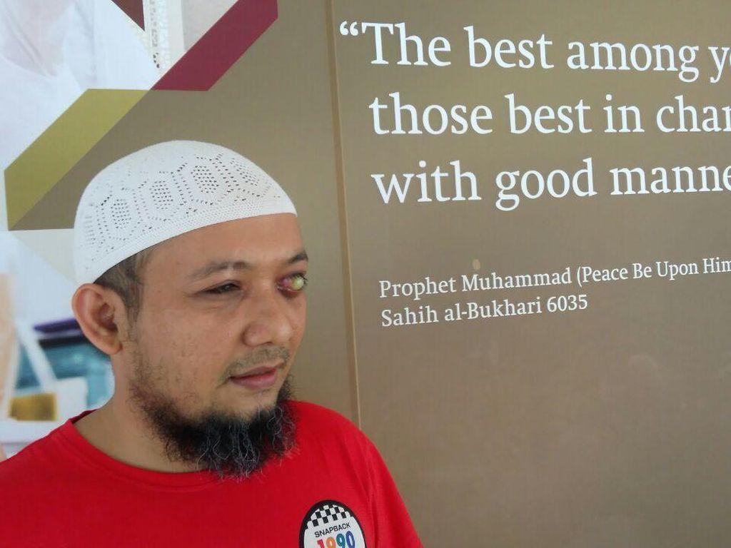 Hari Ke-200 Pascateror, Pengobatan Novel Masih Ditanggung Negara