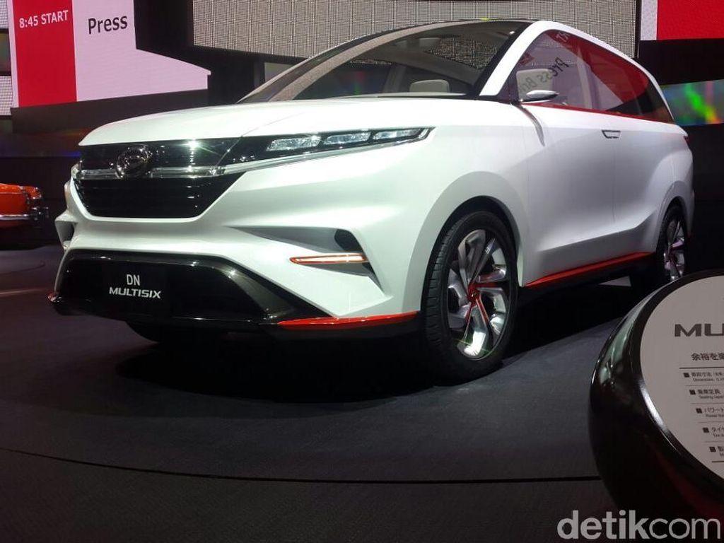 Daihatsu Jepang: DN Multisix ke Indonesia? Itu Terserah ADM