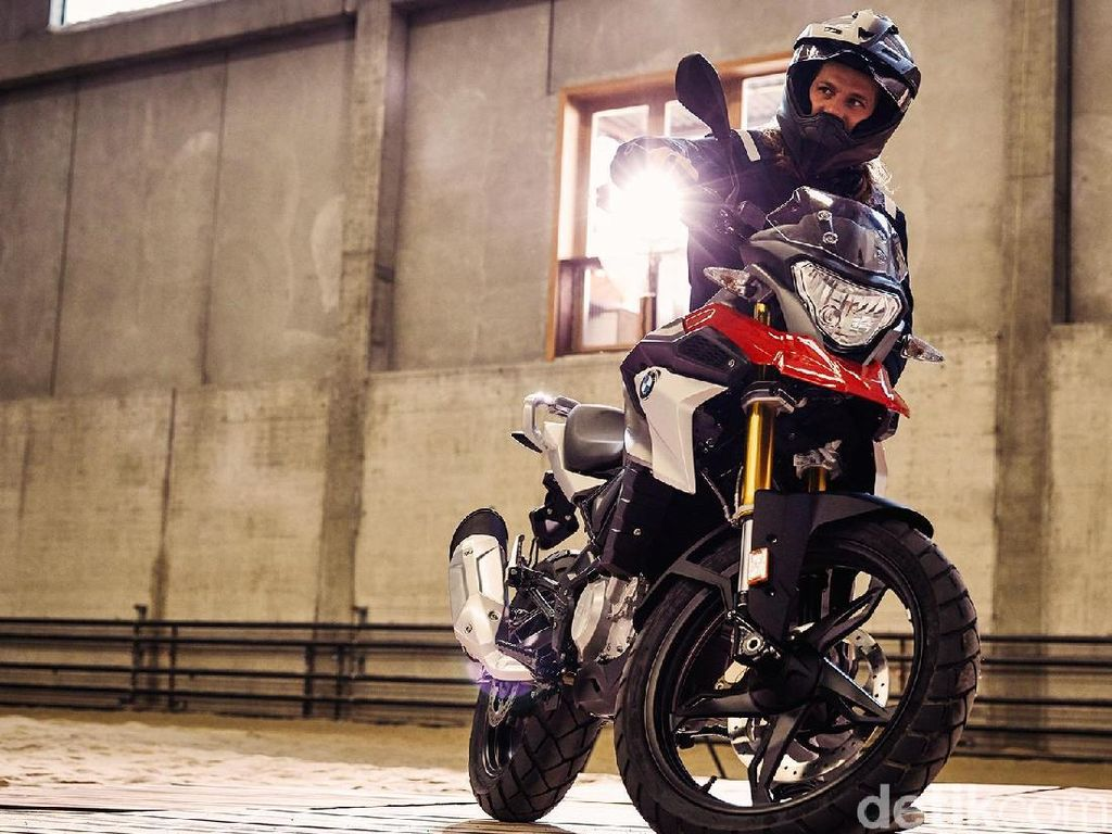 Motor Petualang BMW G 310 GS Meluncur Tahun Depan