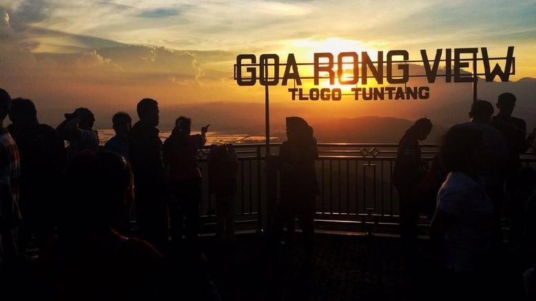 Foto: Ilustrasi wisata di Semarang (@aaq/Twitter)