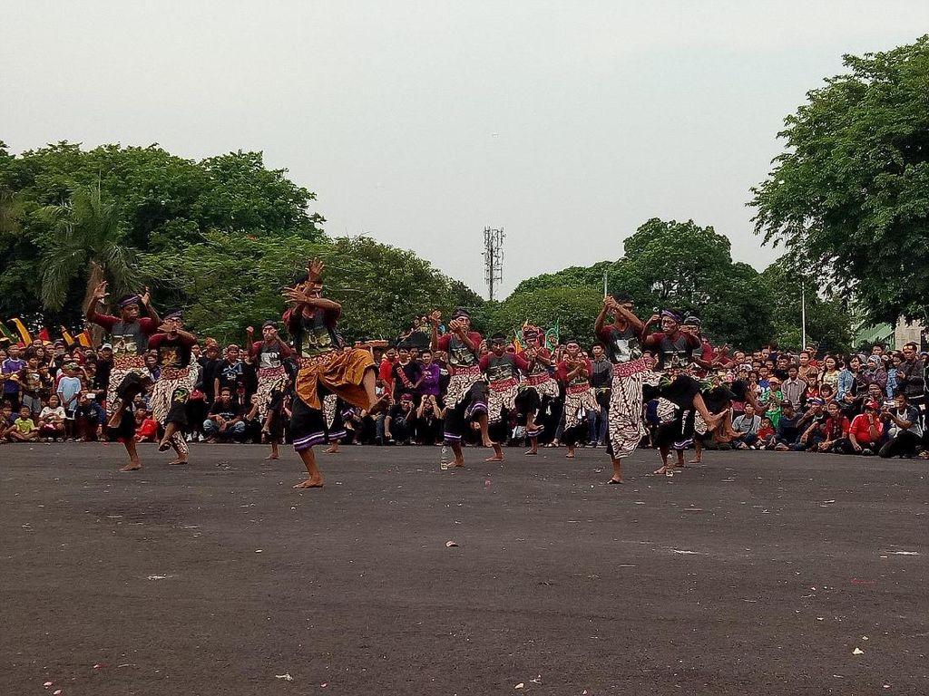14 Kabupaten/Kota di Jawa Timur Pamerkan Kesenian Tradisionalnya