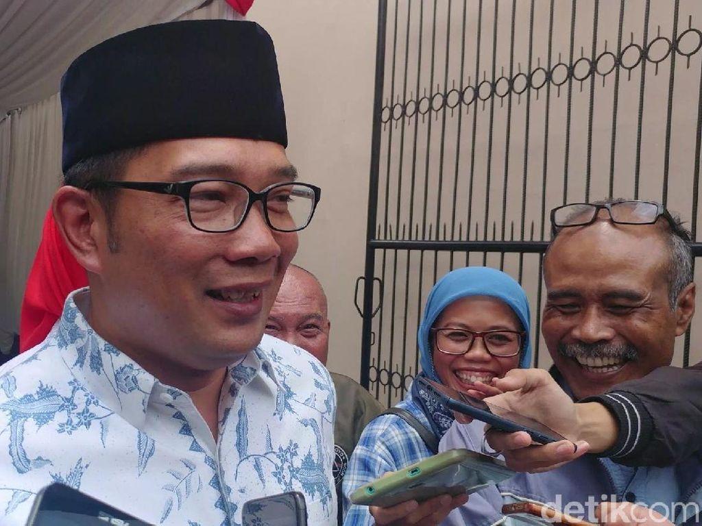 Sanggahan Ridwan Kamil ke Panwaslu soal Kampanye Ilegal