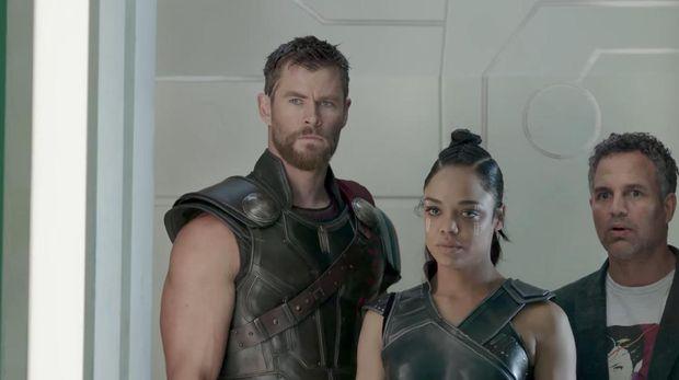 Kisah Thor kembali digarap Taika Waititi yang sukses dengan 'Thor: Ragnarok'.