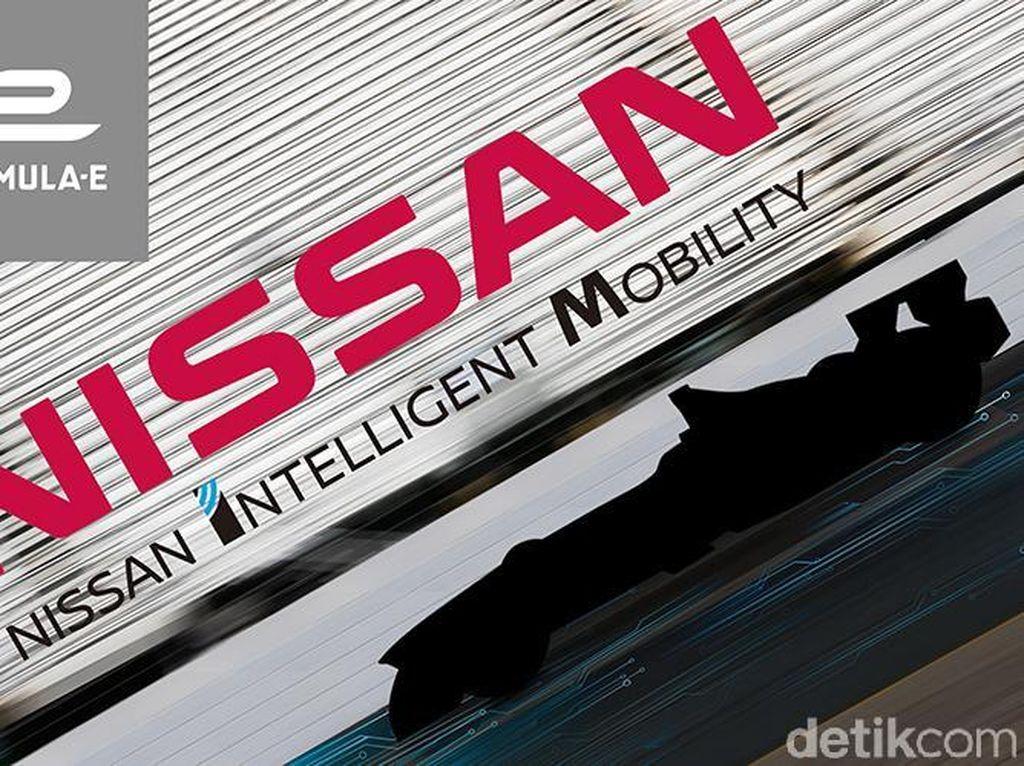 Nissan Jadi Merek Jepang Pertama yang Bertarung di Formula E