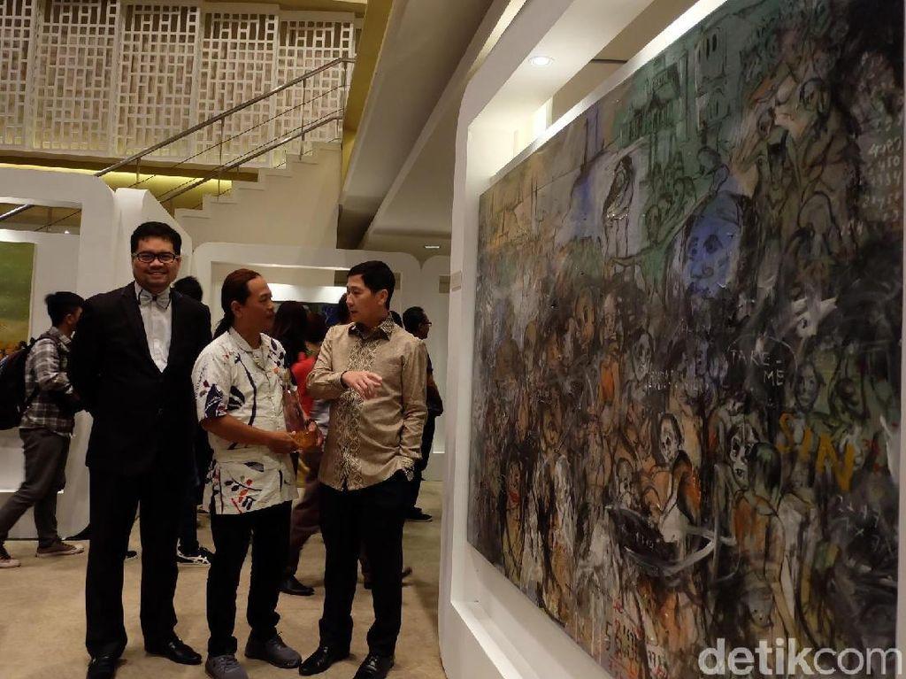 Kompetisi Seni Lukis UOB Gaet Seniman Muda untuk Eksis Berkarya