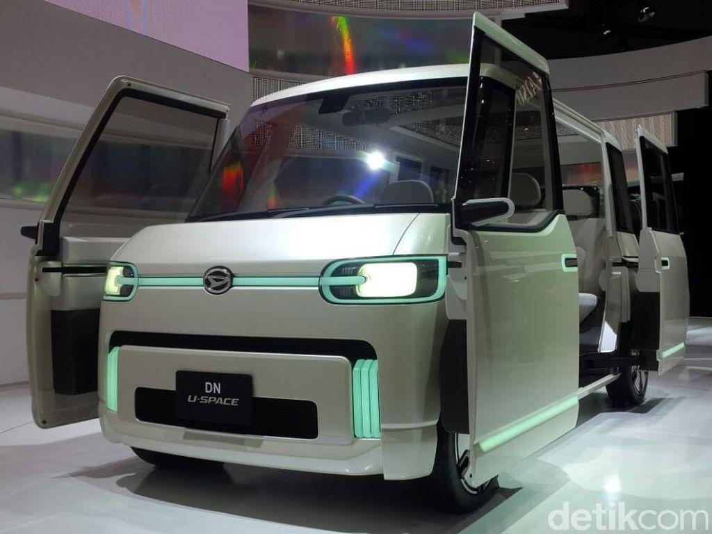 Dimiliki Toyota, Daihatsu Bebas Tentukan Desain Mobil Sendiri
