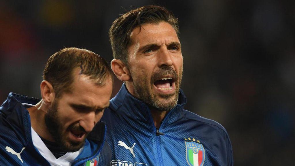 Italia Siap Rebut Tiket ke Piala Dunia