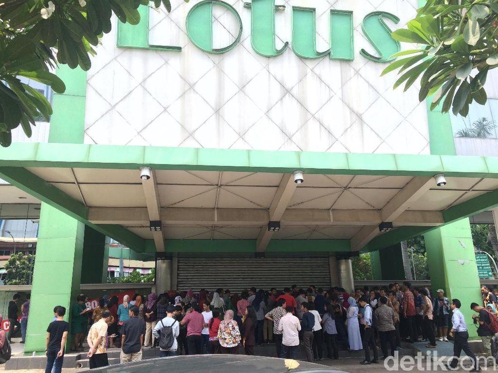 Saran Pengusaha ke Jokowi Agar Tak Ada Lagi Ritel Berguguran