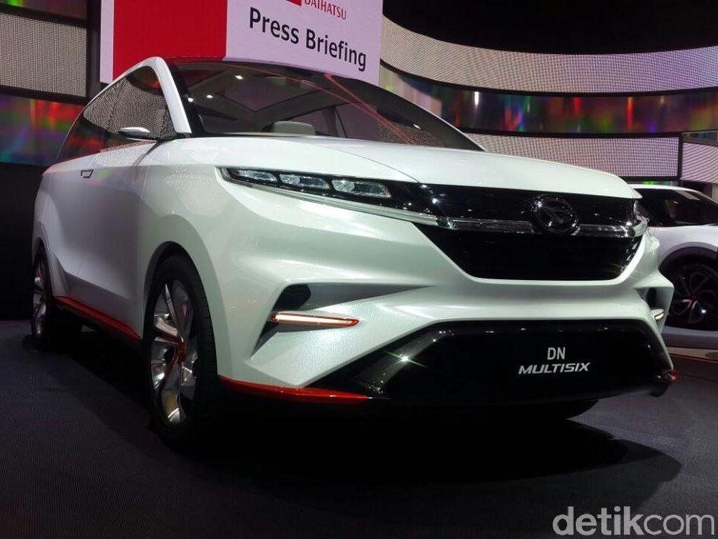 Ini Pendapat Orang Indonesia Soal Mobil Konsep Daihatsu Adik Xenia