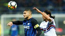 Inter Raih Posisi Puncak Serie A