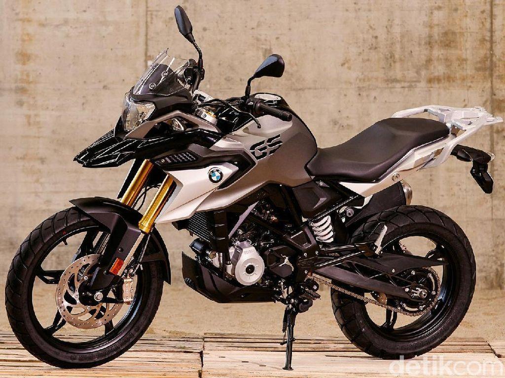 Motor Petualang BMW G 310 GS Dibanderol Rp 125 Juta