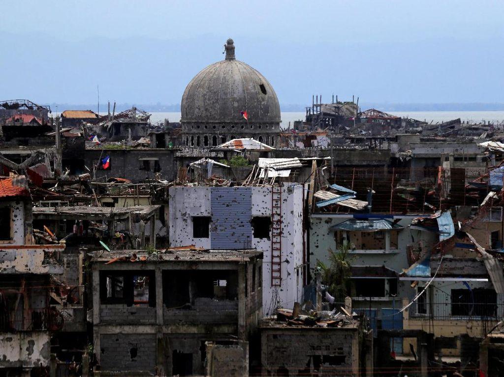 Diduga Jadi Emir ISIS Asia Tenggara, WN Malaysia Diburu Filipina
