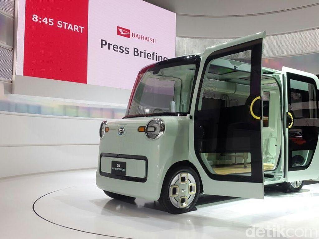 Yuk! Kenalan dengan 5 Mobil Konsep Daihatsu